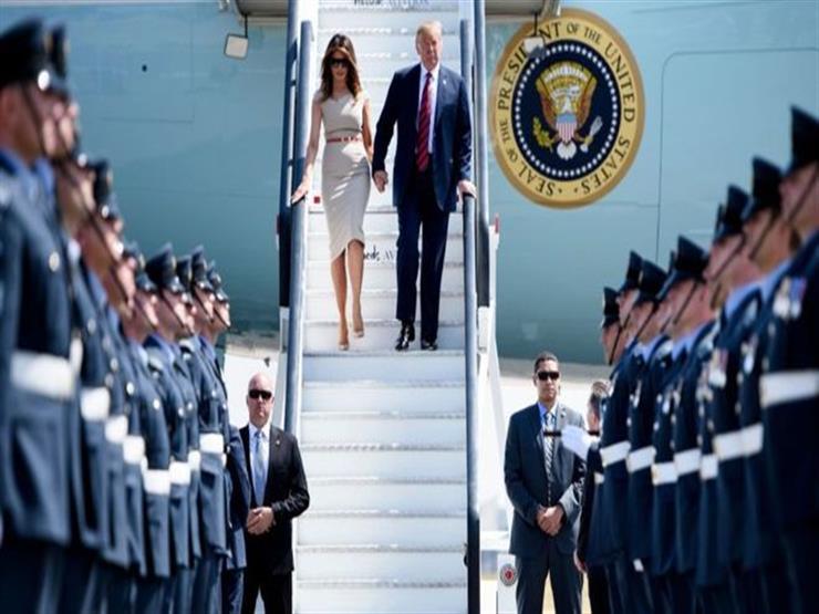 زيارة دونالد ترامب إلى بريطانيا: تعرف على ما يصطحبه الرئيس الأمريكي في كل رحلة