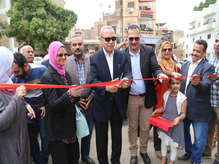 صور.. رئيس جامعة الإسكندرية يفتتح مركز تدريب النانو تكنولوجي   مصراوى