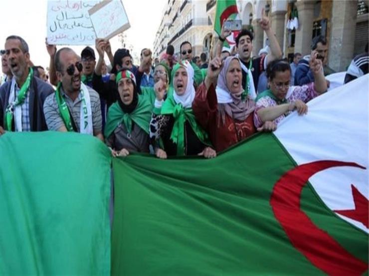 توقيف شبان على مشارف ساحة البريد في العاصمة الجزائرية