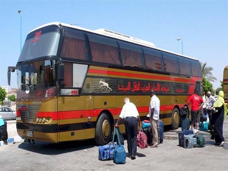 """""""القابضة للنقل"""" تكثف استعداداتها لنقل الركاب بين المحافظات في العيد"""