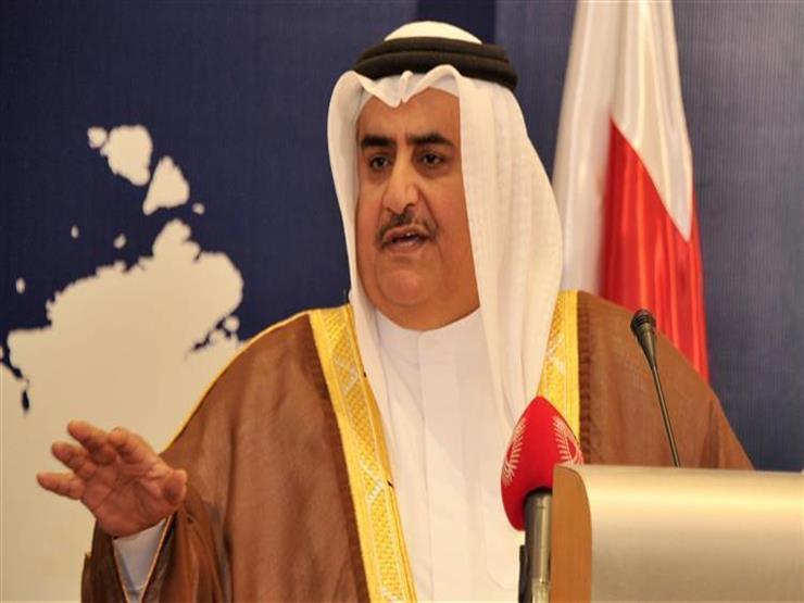 وزير الخارجية البحريني: استهداف مطار أبها السعودي تصعيد خطير