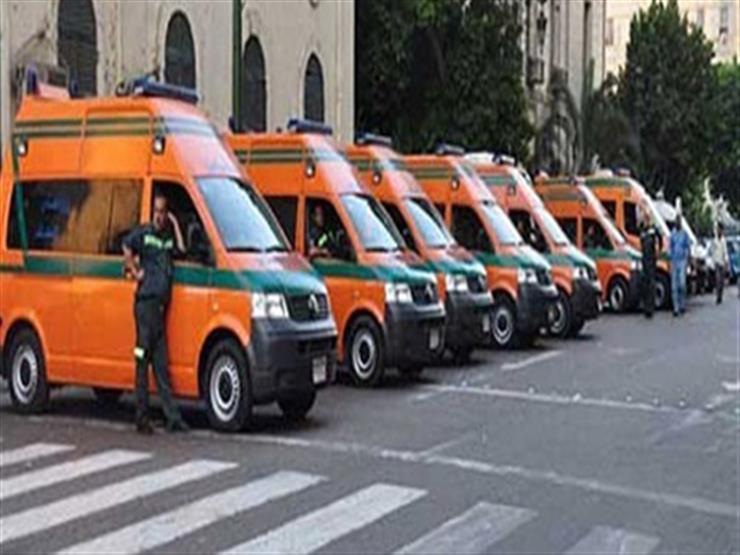 """""""إسعاف بورسعيد"""" يضع 4 شروط لنقل المرضى بالمجان"""