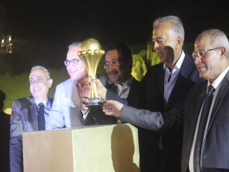 رئيس بنك التعمير والإسكان: فخورون بالمساهمة في دعم البطولة الأفريقية