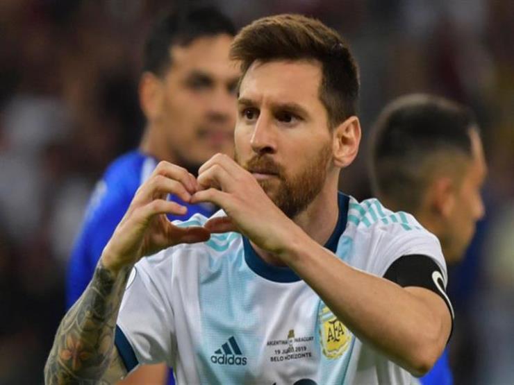 بالفيديو: ميسي يتعادل للأرجنتين بركلة جزاء في باراجواي