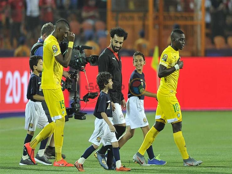 """جارسيا: مركز """"جديد"""" لصلاح في مباراة الكونغو"""