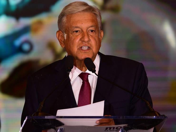 رئيس المكسيك يتفقد حدود بلاده ويطلق مشروعا تنمويا للحد من الهجرة