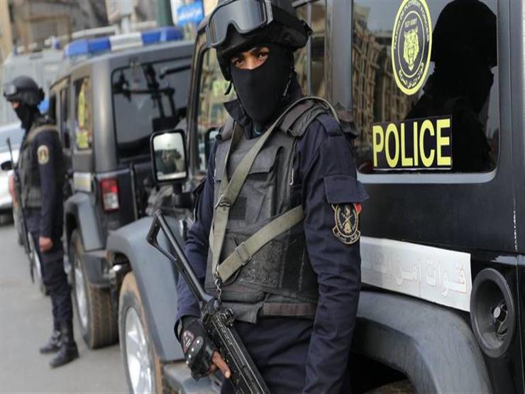 ضبط 38 متهما بالاتجار في المخدرات و9 قطع سلاح بالجيزة