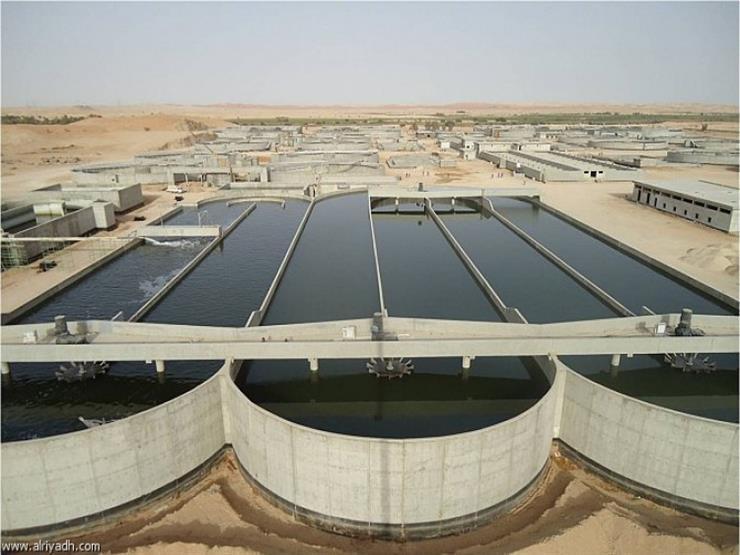 الجيزة: الانتهاء من 3 محطات لمعالجة الصرف الصحي