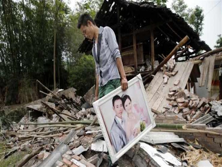 إصابة 19 شخصا بسبب زلزال ضرب جنوب غربي الصين