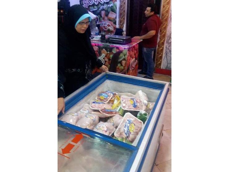 حملة توعية تستهدف أصحاب المحال التجارية في بورسعيد