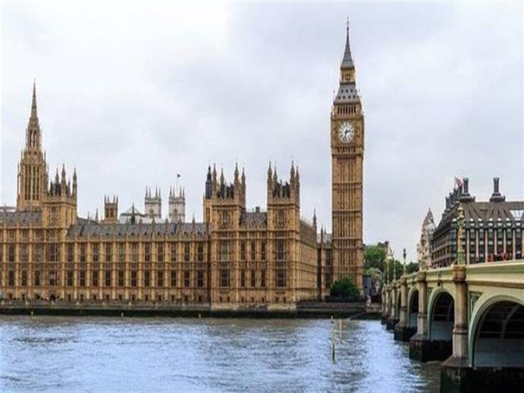 إخلاء البرلمان البريطاني بسبب إنذار حريق