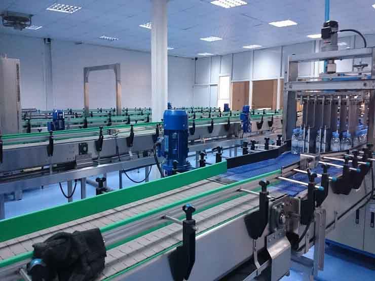 طرح 256 مصنعا بالمجمعات الصناعية كاملة المرافق بالعاشر من رمضان