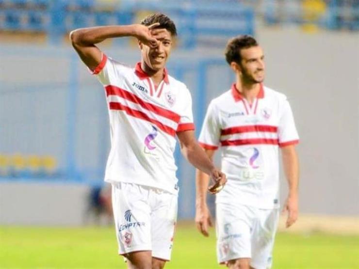 لاعب الزمالك يتلقى عرضا شفهيا من الرجاء المغربي
