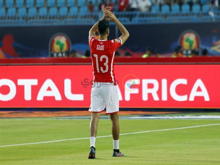 ساسي يخرج مصابًا في مباراة تونس وغينيا الإستوائية
