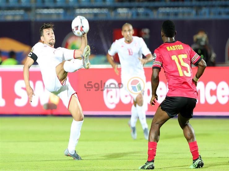 يوسف المساكني يدخل تاريخ تونس في كأس الأمم الأفريقية