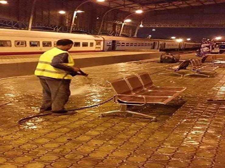 مؤهلات عليا ومتوسطة ودبلومات.. تفاصيل مبادرة تنظيف السكة الحديد مقابل وظيفة