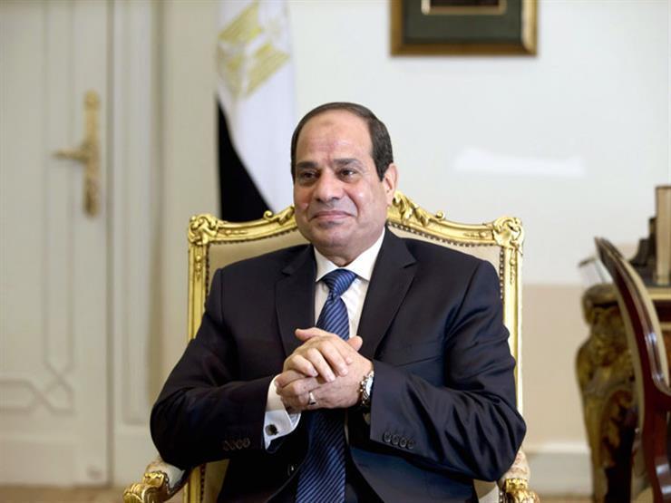 السيسي يستقبل مستشار الشئون الأمنية لرئيس جمهورية جنوب السودان