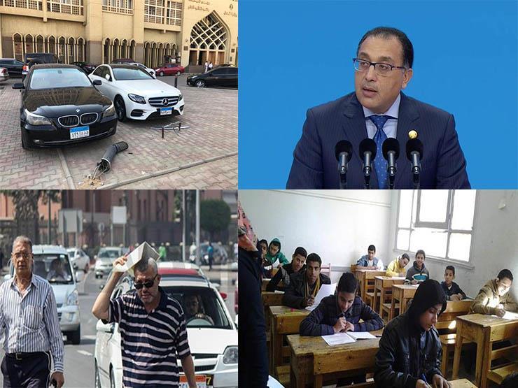 حدث في 8 ساعات| السيسي يؤكد دعم مصر لجنوب السودان..والتعليم العالي تحذر طلاب الثانوية