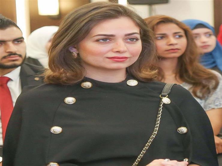 هبه مجدي:  ربنا عوضني عن التعب اللي شفته بالعمل مع عادل إمام   مصراوى