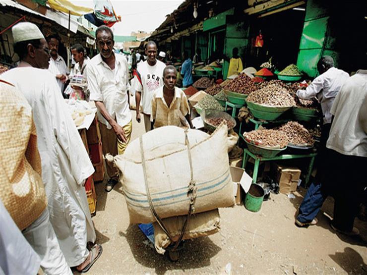 ارتفاع معدل التضخم في السودان إلى 45% خلال الشهر الماضي