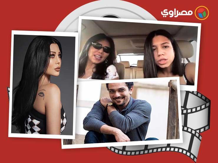 النشرة الفنية| وفاة مخرج كبير وغناء رانيا يوسف وابنتها وحكايات محرم فؤاد