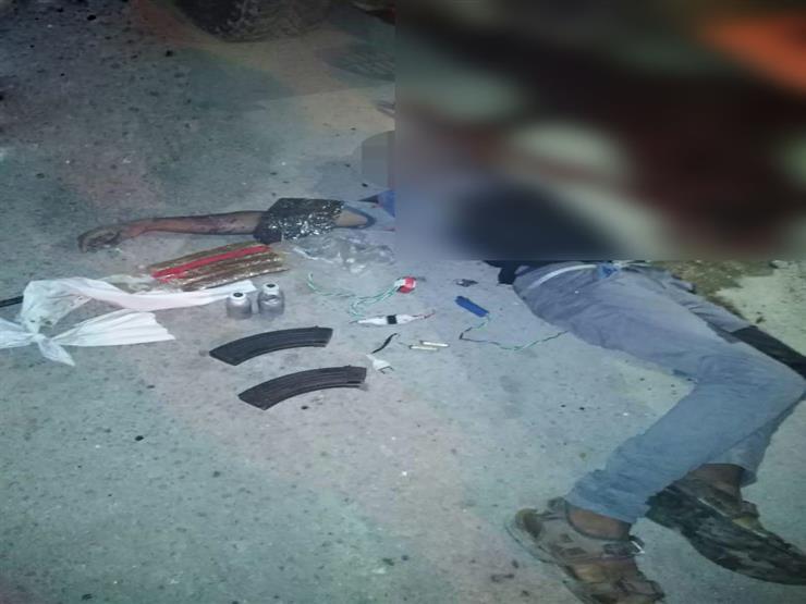 الداخلية: مصرع 11 إرهابيا خلال مداهمة أمنية بالعريش