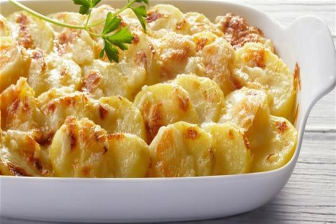 بطاطس بالبشاميل.. وصفة بسيطة وصحية لمائدتك