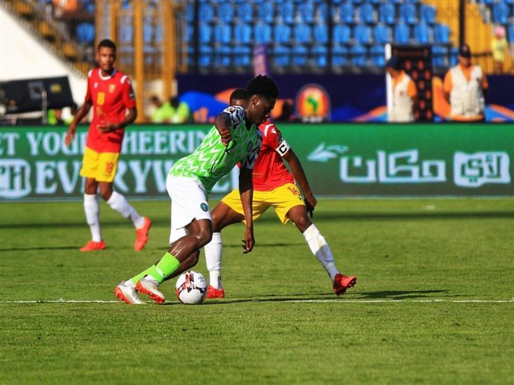 النسور أول المتأهلين.. نيجيريا تفوز على غينيا بكأس الأمم