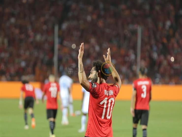 مصر ثاني المتأهلين لثمن النهائي بتجاوز الكونغو بهدفين