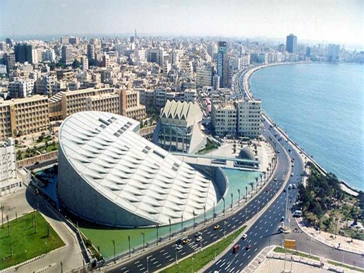 """""""المتاحف والتنمية المستدامة"""".. في محاضرة داخل مكتبة الإسكندرية"""
