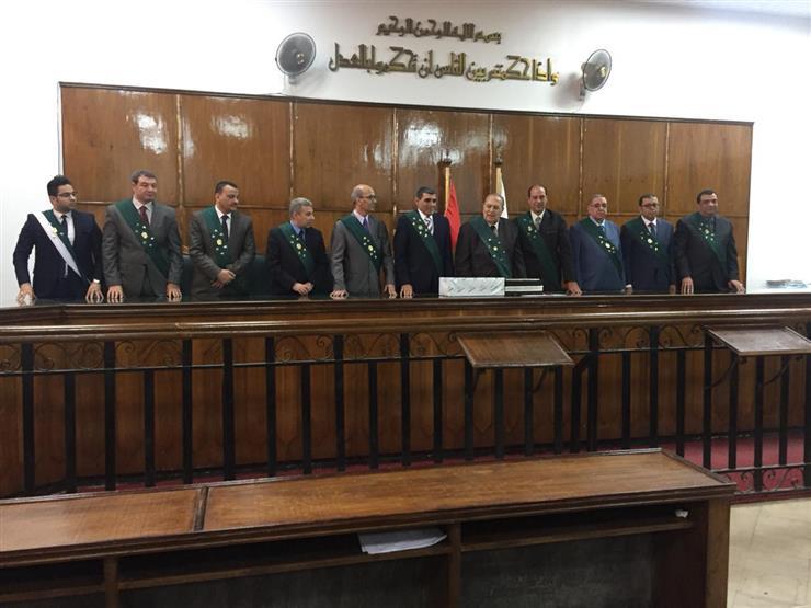 على منصة القضاء .. مستشارو مجلس الدولة يكرمون قاضي المعاشات لاكتمال عطائه