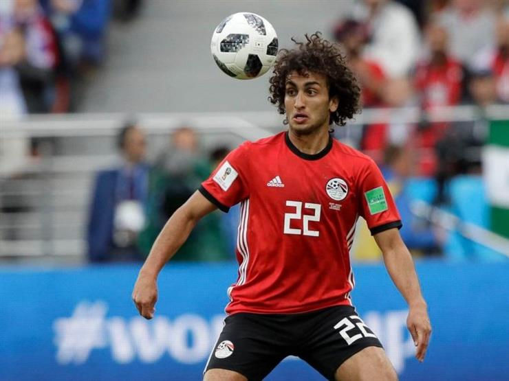بعد عودته.. قرار جديد من المنتخب بإيقاف عمرو وردة
