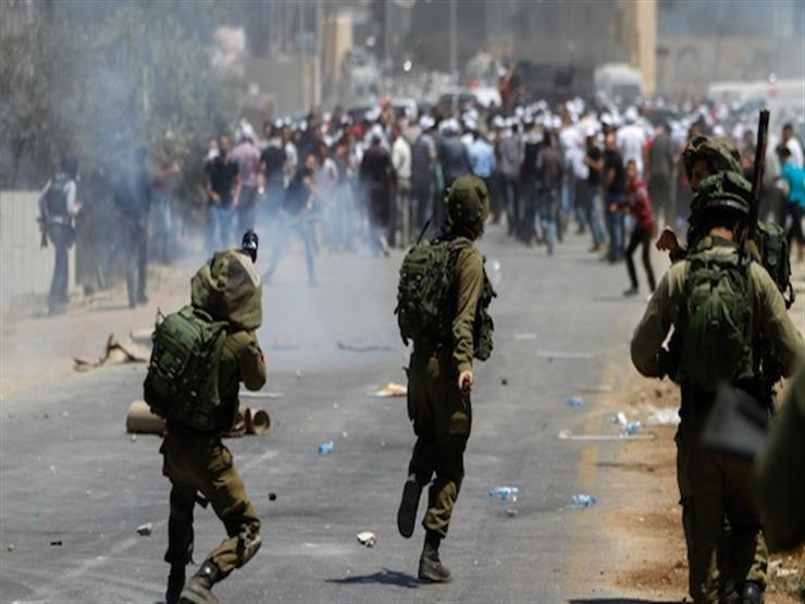 إصابة أكثر من 120 فلسطينيًا في مواجهات مع الاحتلال شرق غزة
