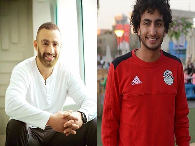 """أحمد السقا عن عمرو وردة: """"المباراة الجاية هتكون الأجمل في حياته"""" (فيديو)"""