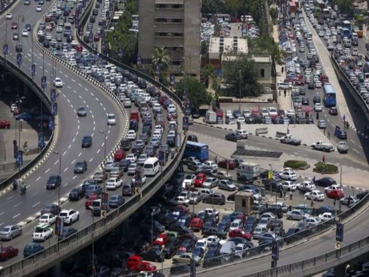 """""""القاهرة دون زحام"""".. 4 مشروعات تحقق """"معجزة"""" مرورية في 2022"""