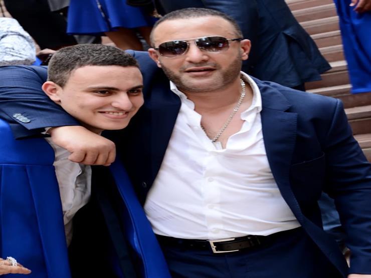 """ياسين السقا مع والده: """"فيتو ومايكل"""""""