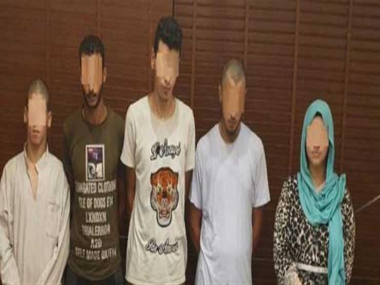 بينهم سيدة.. سقوط عصابة سرقة المساكن بمدينة نصر