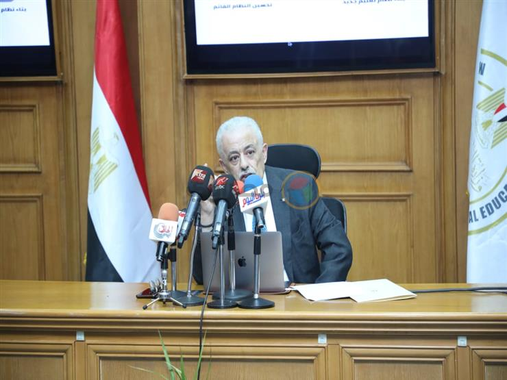 توجيه عاجل من وزير التعليم إلى المحافظات بشأن الدراسة الخميس مصراوى