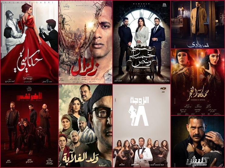 استفتاء مصراوي.. شاركونا اختيار أفضل نجوم ومسلسلات رمضان 2019