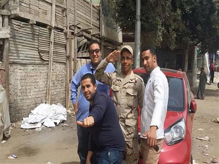 محمد علي خير يروي بطولة الشهيد المجند عبد الرحمن المتولي