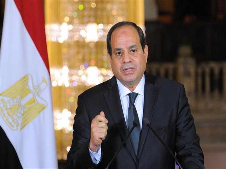 """كلمة الرئيس السيسي للمصريين بمناسبة الذكرى السادسة لثورة 30 يونيو..""""فيديو"""""""