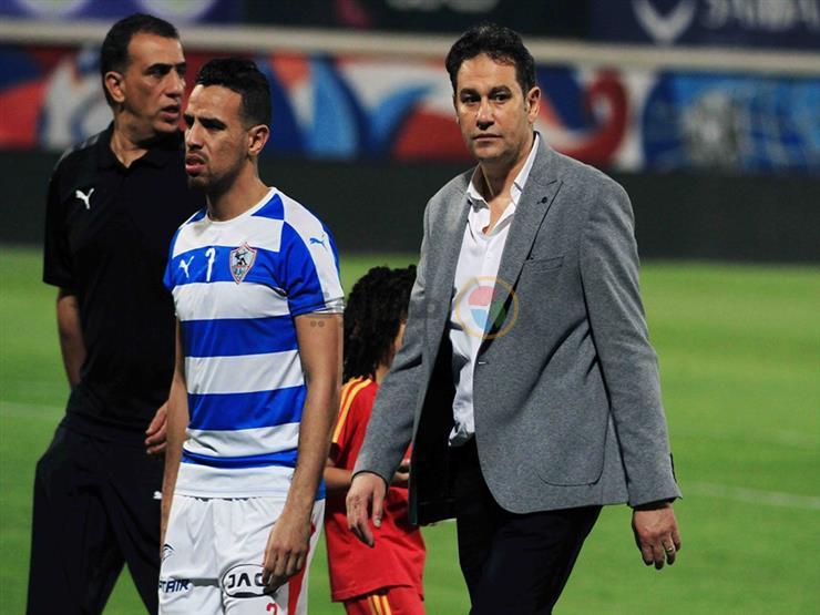 مصدر بالزمالك لمصراوي: هناك اقتراح داخل الإدارة لاستقدام مدرب أجنبي بدًلا من خالد جلال
