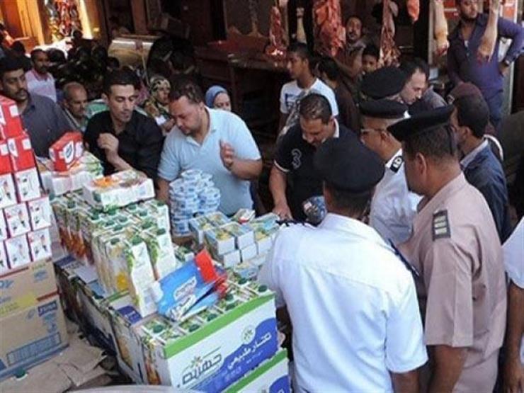 مديرية التموين تداهم المحال التجارية في بورسعيد بسبب الأوكازيون