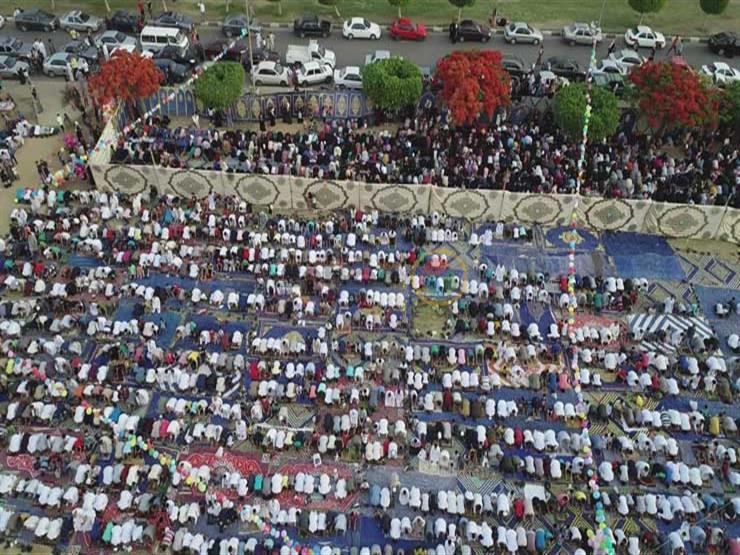 طابا الأولى والسلوم الأخيرة.. ننشر موعد صلاة العيد بالمدن المصرية