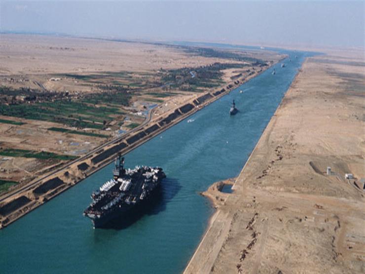 قناة السويس تسجل رقم قياسي بعبور ١٧٣ سفينة خلال ثلاثة أيام