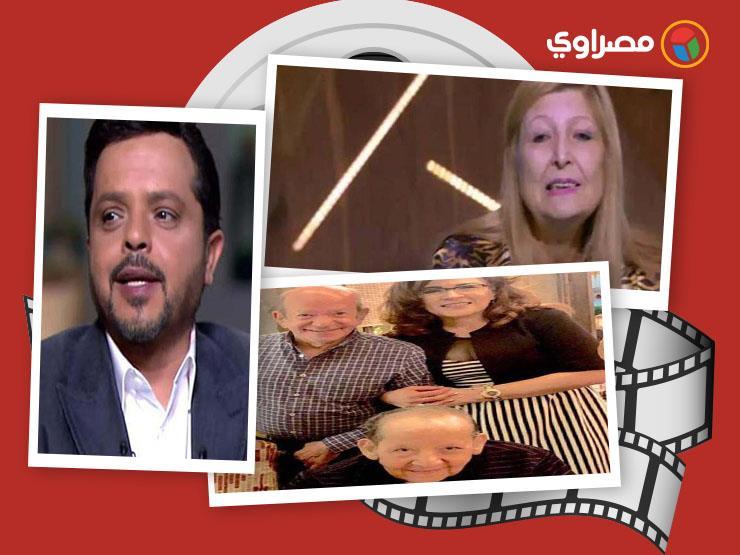 النشرة الفنية| وفاة ابنة رشدي أباظة ووعكة سالي عبدالسلام والظهور الأحدث لجورج سيدهم