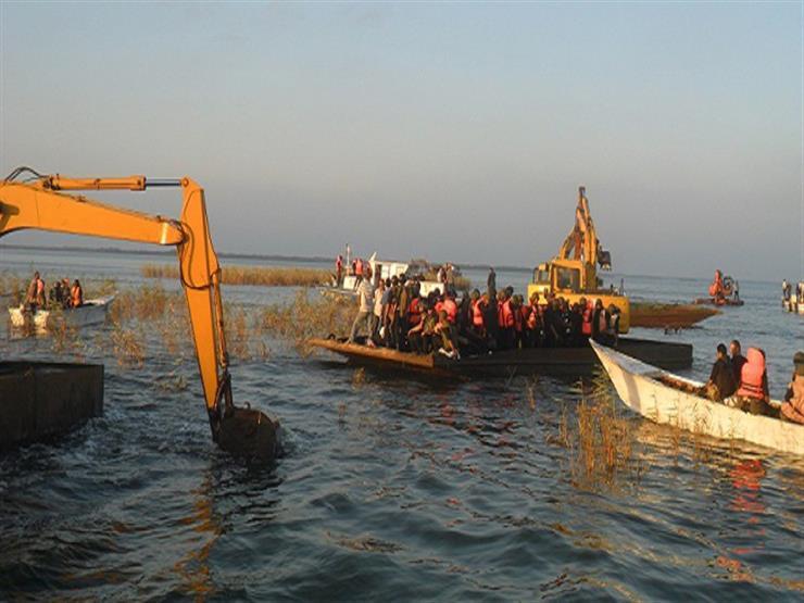 هيئة الثروة السمكية تصدر تقريرًا حول تطهير بحيرة المنزلة