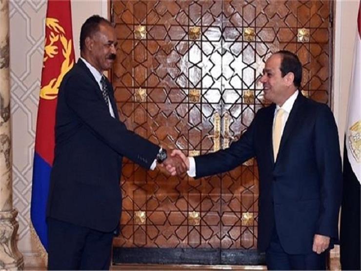 دبلوماسي سابق يكشف عن أهمية زيارة رئيس إريتريا لمصر