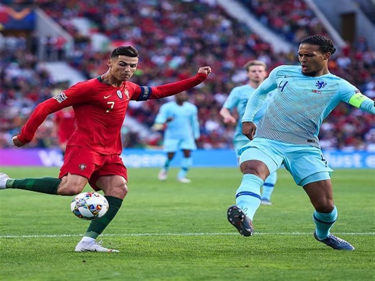 بالفيديو.. البرتغال تتوج بدوري الأمم الأوروبية على حساب هولندا