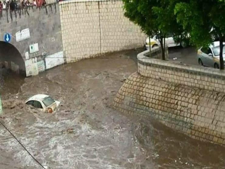 اليمن يدعو المنظمات الدولية لإنقاذ المتضررين من السيول